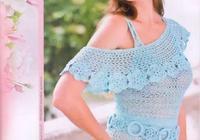 愛爾蘭鉤花裙子,這個夏天你最美(附圖解)