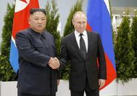 """握手啦!金正恩首見普京""""一對一""""談一小時:重點聊朝鮮半島安全"""