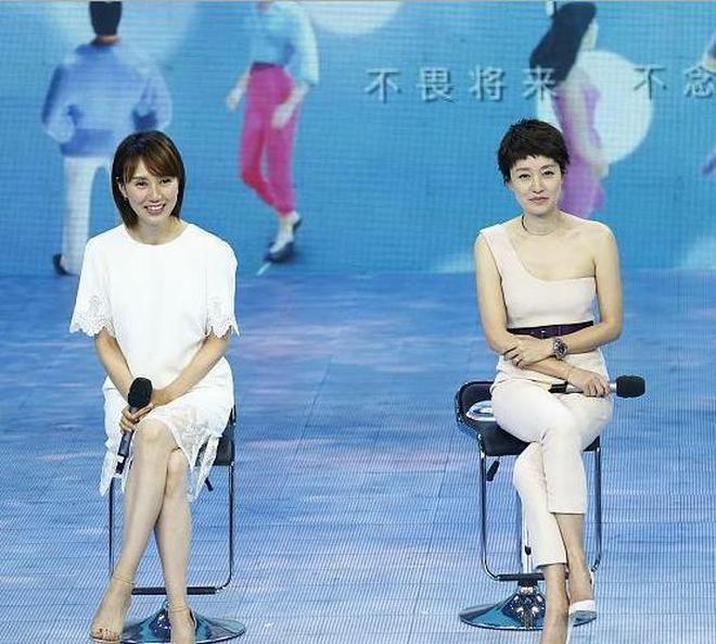 39歲袁泉和41歲的馬伊琍兩次同臺,僅兩歲之差,竟兩次都慘敗