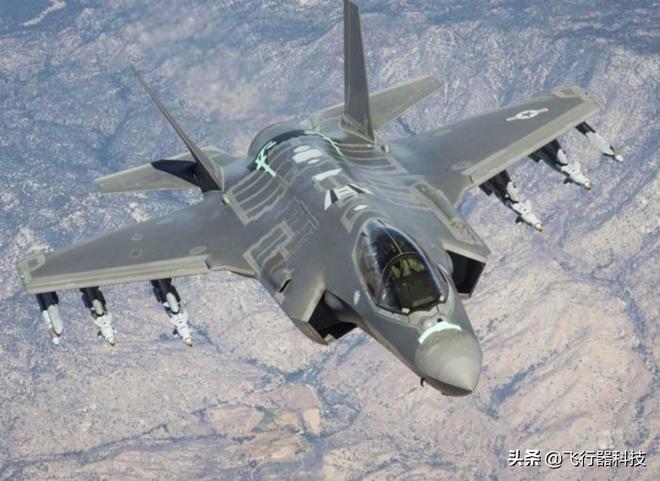 """F35""""肥電""""戰鬥機:肥的同時也像電一樣強大"""
