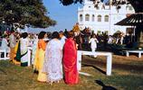 六十年代印度生活,鏡頭下的名媛們
