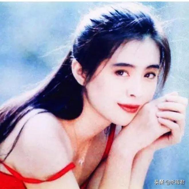 一代女神--王祖賢