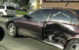 汽車剮蹭只能修?國外的網友晒出了腦洞大開的傑作