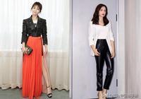 三四十歲的女人衣服不要亂穿,試試劉濤姚晨的穿搭就能時髦好幾度