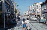 彩色老照片:60年代的日本,那時候就已經有高鐵了