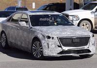 新款凱迪拉克CT6北美車展發佈