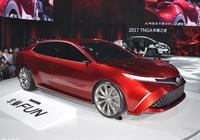 廣汽豐田第八代凱美瑞年底首發