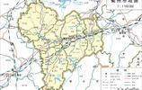 浙江衢州2區3縣1市高清地圖,國家級歷史文化名城