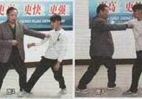大鴻拳實戰用法
