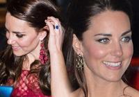 王室風雲:便宜也有好貨 凱特這對600元耳環瞬間賣光