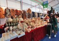 旅遊美食博覽會揭幕 11個國家和18個省份展示工藝品和美食