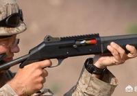 霰彈槍在戰爭中有什麼作用?