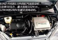 豐田雙擎,為什麼不採用小排量發動機?