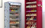 傳統的鞋櫃已經OUT了,今年流行這樣的鞋架,便宜且不佔地