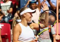 WTA巴斯塔德站:沃茲尼亞奇橫掃晉級四強