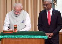 "l印度為什麼""特殊照顧""馬爾代夫?"