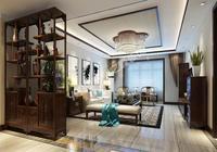 金隅樂府170平米新中式,優雅與時尚並存