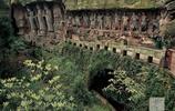 與莫高窟、雲岡石窟、龍門石窟、麥積山石窟媲美的第五大石窟是?