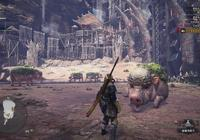 《怪物獵人世界》限定刷錢任務開跑 當心巨大菌豬的會心一擊