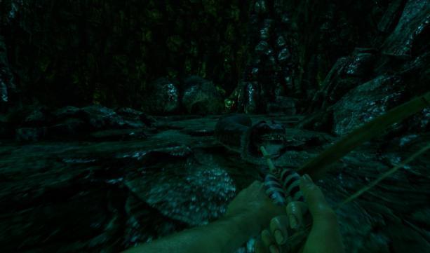 遠古巨蟒身上的寶物藏著哪?方舟生存進化女玩家告訴你