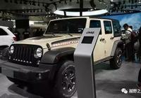 新款吉普牧馬人顛覆你對硬派越野SUV認知的新高度
