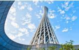 攝影圖集:廣州市中心的廣州塔