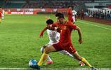 國足下一個希望?又見葉爾凡,中國足球新生代中鋒
