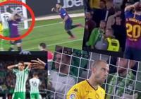 梅西帽子戲法眾生相:對手球迷起立鼓掌!場上的人都抱頭看傻