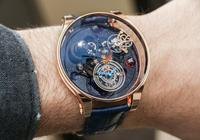 Jacob&Co.天文臺太陽能手錶