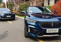 軸距近3米,配主動降噪,動力超漢蘭達,這臺自主豪華SUV不到20萬