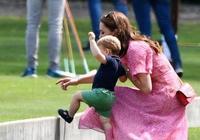 """凱特王妃真是""""摳""""!就給喬治王子穿50塊錢的HM衣服,梅根該學學"""