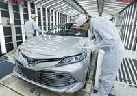 凱美瑞熱銷,廣汽豐田保持高速增長