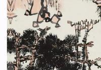 潘天壽山水畫