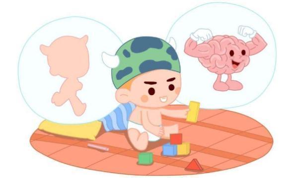 寶寶有這幾個表現,說明TA在變聰明,你家寶寶有嗎?