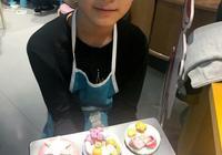田亮女兒最新照片晒出,森碟這是長胖了?不過好像更可愛了