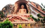 不是莫高窟!它是古絲綢之路上長安以西第一座舉世聞名的佛教聖地