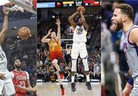 NBA:勇士憾負爵士;雷霆反超勇士升至西部第二;雄鹿力克鵜鶘