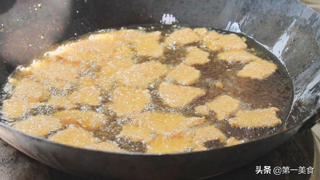 番蝦鍋巴很多人都不會做,廚師長教你簡單做法,酸甜酥脆又好吃