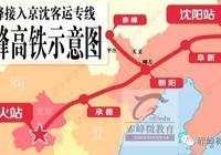 赤峰人民看過來!赤峰高鐵來了!赤峰到北京不到2小時!