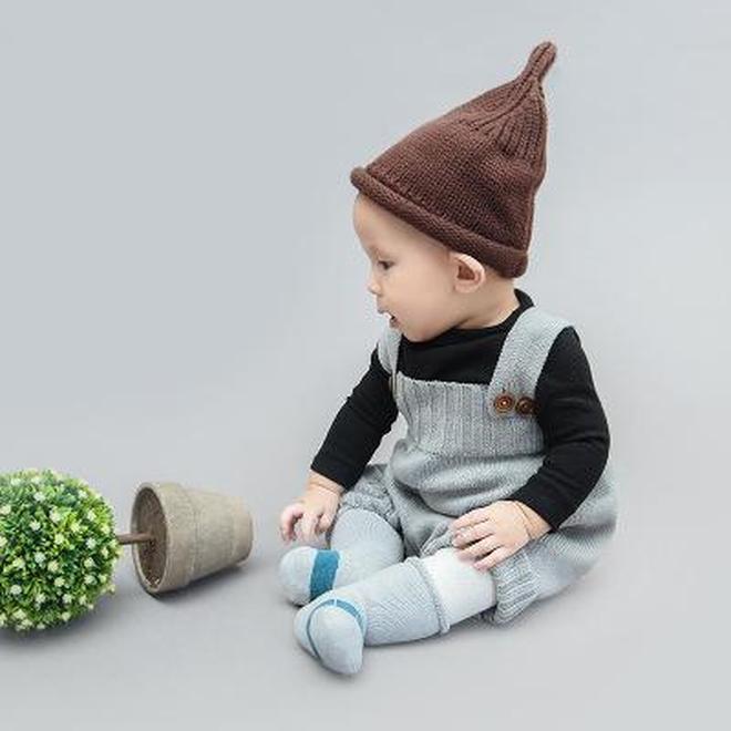 九成寶媽不會打扮自家寶寶,瞧下圖,呆萌保暖,朋友見了都羨慕