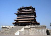 山西永濟市一座被遺忘的老樓,名列中國四大名樓之一?