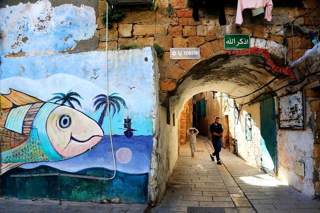 以色列最古老的城市,十字軍在中東最後的堡壘,5000年曆史滄桑