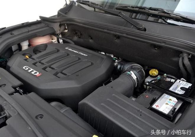 最科幻的國產SUV,顏值完勝博越,動力堪比寶馬X3!