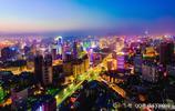 航拍昆明-春城之夜——迷人之夜-絢爛昆明