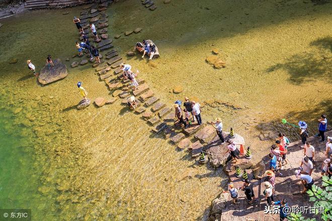 行走中的風景—太行大峽谷