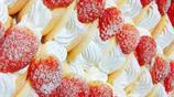 草莓奶油夾心,你能吃幾個?