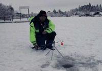 冬季釣魚,不怕天氣冷,就怕你什麼天氣該出釣都不知道