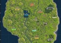 堡壘之夜地圖詳解,你瞭解多少?