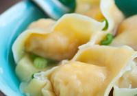 餛飩湯-學習如何用這個超級簡單食譜做餛飩湯 又肥又多汁的餛飩