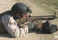 為什麼很少看到有國家將SCAR當做軍隊的制式步槍?